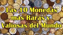 ¡Destacado! Carmelo De Grazia: Algunas de las monedas más valiosas del mundo