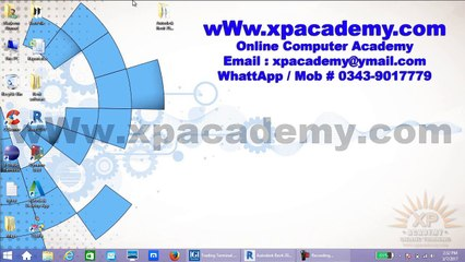 Revit Creating New Project in Urdu Tutorials | Xpacademy