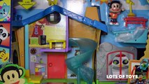 JULIUS JR The Julius Jr Rock n Playhouse Box Music a Toys Video