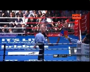 Manny Pacquiao vs Jeff Horn - Full Fight