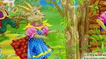 De dibujos animados de cabra Dereza cuento popular ruso cabra boxthorn