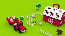 Animaux fr dans ferme dans enfants pour animaux de la ferme de dessins animés éducatifs espagnol