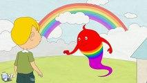 Un et un à un un à pour formé Comment est est est faites arc en ciel vidéos Enfants-maternelle, enfants dâge préscolaire, bambins