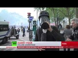 Tear gas, clashes & arrests in Paris amidst anti-labor reform protest