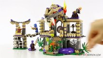 Stop The Motion Lego Ninjago 70749 Enter Build Review Serpent Yb6fgy7