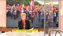 """Clémentine Autain : """" Je suis révoltée contre le mépris de classe au sommet de l'Etat"""