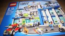 Construir Ciudad Policía velocidad estación de LEGO LEGO 60047