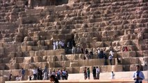 The Pyramids of Egypt and the Giza Plateau -dsa Ancient Egyptian History