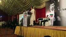 Imran Khan's Complete Speech At Insaf Professional Forum Lahore
