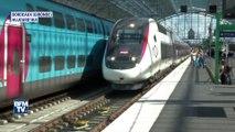 Nouvelles lignes TGV: les premiers voyageurs enthousiastes