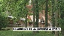 Rencontres musicales d'Evian : du classique dans un lieu unique - Culture