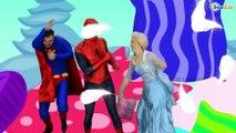Rain Rain Go Avay - Nursery Rhymes & Babies Songs - Spiderman and Superman