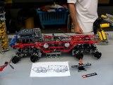robots télécommandés en Lego