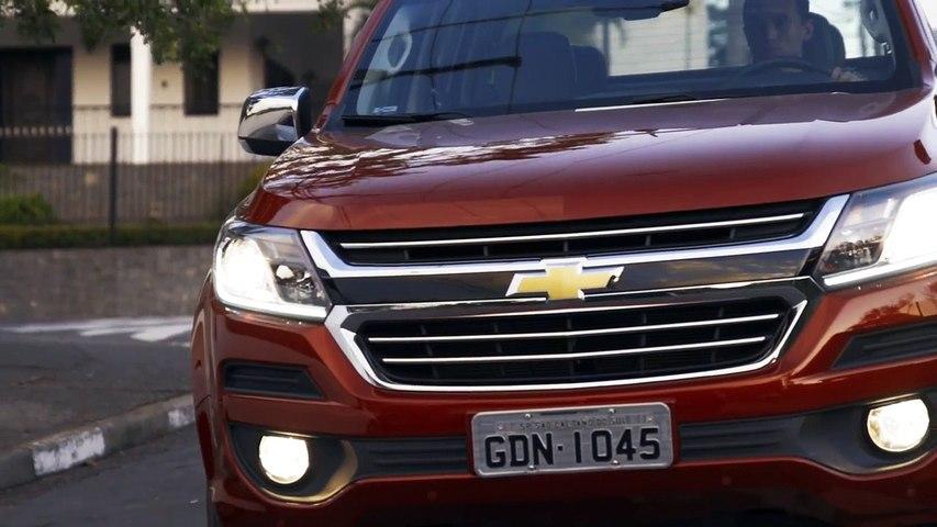 Chevrolet S10 2.5 Flex Automática - Teste Webmotors