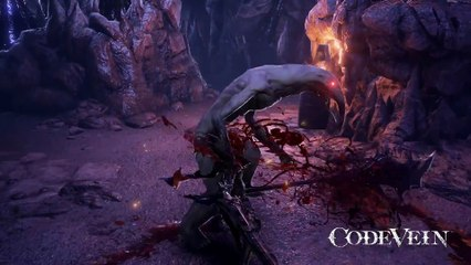 Gameplay Trailer 2017 (Anime Dark Souls Game) de Code Vein