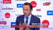 Sénat : « pas de tentation Macron pour le moment » chez les LR, selon Bruno Retailleau