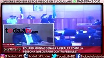 Eduar Montás revela tuvo altercado con Blas Peralta antes de incidente que desencadenó muerte Febrillet-Noticias Ahora-V