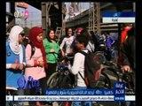 #غرفة_الأخبار | كاميرا سي بي سي اكسترا ترصد الحالة المرورية بشوارع القاهرة