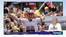 Le Tour de France ne passera pas par là : Michel GUERITTE au JT 19h de France3 Champagne-Ardenne du 170629