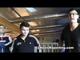 marcos maidana if i had a rematch with victor ortiz id beat him again - EsNews Boxing