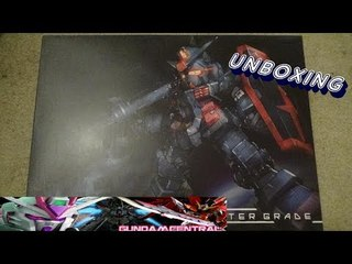 Unboxing: SD MG RX-78 2 (Suntoys)