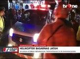 Proses Evakuasi Delapan Jenazah Korban Helikopter Jatuh
