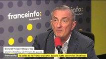 """L'armée française au Sahel : """"Le couple Hollande/ Le Drian a laissé les armées exsangues"""""""