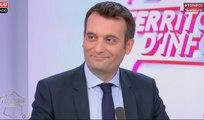 Invité : Florian Philippot - Territoires d'infos (03/07/2017)