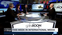 THE SPIN ROOM   This week in international media   Sunday, July 2nd 2017