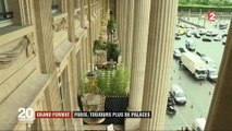 Voici à quoi va ressemble l'hôtel de Crillon qui rouvre dans deux jours après 4 ans de travaux à Paris - Regardez