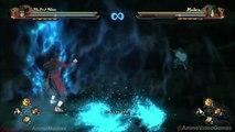 Anglais Sous ultime contre Edo Tensei Madara Hashirama Edo Tensei ninja Naruto Shippuden st