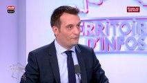 Philippot : « Macron a réuni les mondialistes de droite, de gauche et du centre. Nous on droit réunir les patriotes de droite, de gauche et du centre »