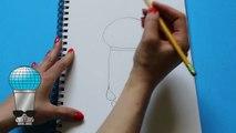 How To Draw Shopkins SEASON 5: Mike Rophone, Step By Step Season 5 Shopkins Drawing Shopki