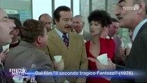 L'acteur comique italien Paolo Villaggio est décédé à l'âge de 84 ans