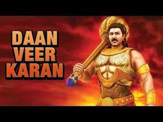 Suryaputra Karn | Danveer Karan Mahabharata - दान वीर कारण | Hindi Full Movies - Hindi Devotional