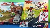Aire y ataque polvo fuego presentar Parche Aviones juego rescate juguetes formación Disney fusel bla