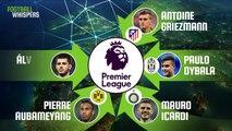 Best European Strikers | S01 E11 | FWTV