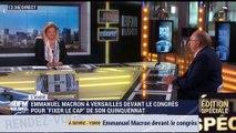 """""""Emmanuel Macron manque d'empathie, il en fait un peu trop, les Français attendent maintenant des actes"""", Jean-Pierre Le Goff - 03/07"""