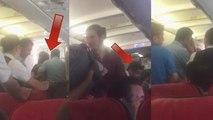 Bodrum Uçağında Olay: Kocasının Telefonuna Bakan Kadın, Ortalığı Karıştırdı