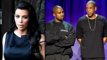 Kim Kardashian Angry Over Jay Z's Diss Track On Kanye West