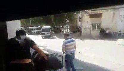 مواجهات بين الأمنيّين و الباعة المتجوّلين في العاصمة