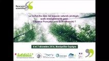 Rencontres scientifiques 2016 : L'Observatoire du Patrimoine Naturel Littoral : un outil piloté par et pour les gestionnaires d'espaces naturels en étroite collaboration avec la recherche - Emmanuel CAILLOT et Anne-Sophie BARNAY