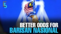 EVENING 5: Nomura sees better odds for BN come GE14