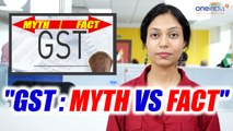 GST rollout : Busting myths of India's new tax regime | Oneindia News