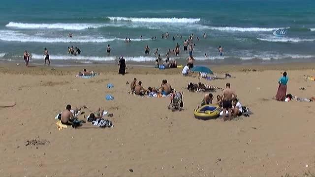 Kilyos Sahilinde Denizin Dalgalarına Kapılan Genç Boğularak Hayatını Kaybetti