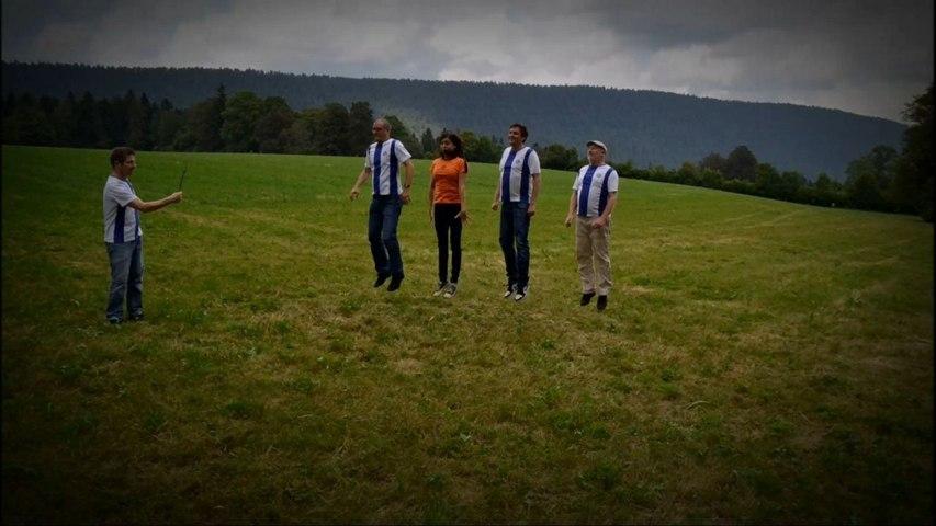 Schtärneföifi - Vier jungi Gallier