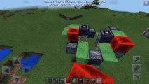 Bloc les créations dans poche vase en marchant robots mech MCPE 3 0.15.0 minecraft edi