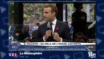 """""""On croise les gens qui réussissent et les gens qui ne sont rien"""" : la phrase polémique d'Emmanuel Macron"""