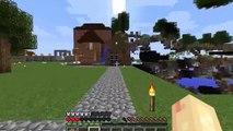 ROLEPLAY Minecraft Survival Adventure New Neighbor in Town RadioJh Audrey & SallyGreen