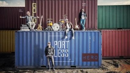 Portless - Hero